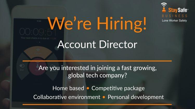 Account Director Job Ad